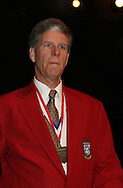 28 August 2006: Hall of Famer Ted Howard. The National Soccer Hall of Fame Induction Ceremony was held at the National Soccer Hall of Fame in Oneonta, New York.