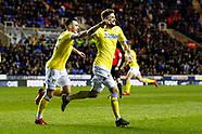 Reading v Leeds United 120319