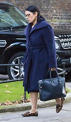Downing Street, London, November 29th 2016. International Development Secretary Priti Patel arrives at 10 Downing Street for the weekly meeting of the UK cabinet.
