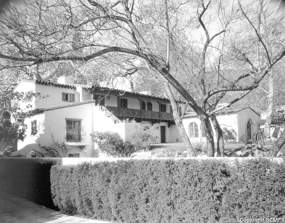Circa 1930 1851 Outpost Dr. in the Outpost Estates