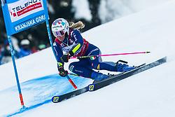 Marta Bassino (ITA) during Ladies' Giant Slalom at 57th Golden Fox event at Audi FIS Ski World Cup 2020/21, on January 17, 2021 in Podkoren, Kranjska Gora, Slovenia. Photo by Vid Ponikvar / Sportida
