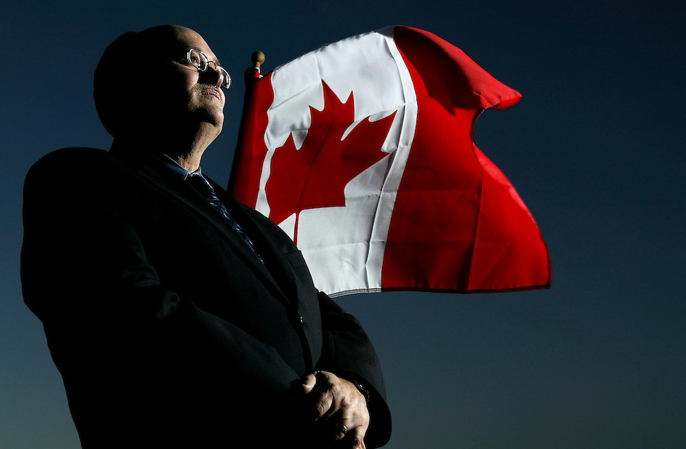 Alan Cutler is seen at the Britannia Yacht Club in Ottawa on Wednesday, Nov 23, 2005.,  following a speech to auditors on whistleblowing and ethics. Cutler announced today that he will be seeking the Conservation nomination in Ottawa South for the upcoming federal election.(Ottawa Sun Photo Sean Kilpatrick)