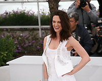 Asia Argento at the Dario Argento Dracula film  photocall at the 65th Cannes Film Festival. Saturday 19th May 2012 in Cannes Film Festival, France.