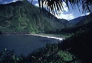 Pelekunu Valley, Molokai, Hawaii<br />