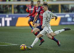 February 24, 2019 - Bologna, Italy - Cristiano Ronaldo during Serie A 2018-2019 match between Bologna v Juventus, in Bologna, on February 24, 2019  (Credit Image: © Loris Roselli/NurPhoto via ZUMA Press)