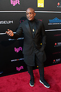 April 8, 2019-New York, New York-United States: Visual Artist Hank Willis Thomas, For Freedoms (Honoree) attends the Bronx Museum Gala & Art Auction 2019 held at Capitale on April 8, 2019 in New York City. The Bronx Museum of the Arts is a contemporary art museum that connects diverse audiences to the urban experience through its permanent collection, special exhibitions, and education programs that strive to reflect the borough's dynamic communities. (Photo by Terrence Jennings/terrencejennings.com)