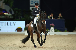 Schmidt Hubertus, (GER), Sammy Deluxe<br /> Grand Prix Dressage München 2015<br /> © Hippo Foto - Stefan Lafrentz