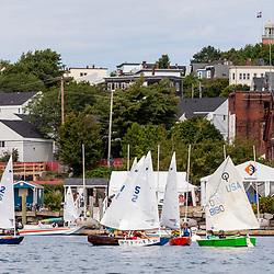 Sail Maine summer camp, Portland, Maine.