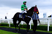 Tilsworth Rose ridden by Tom Marquand and trained by J R Jenkins ridden in the Bath.co.uk Classified Stakes - Mandatory by-line: Ryan Hiscott/JMP - 24/08/20 - HORSE RACING - Bath Racecourse - Bath, England - Bath Races