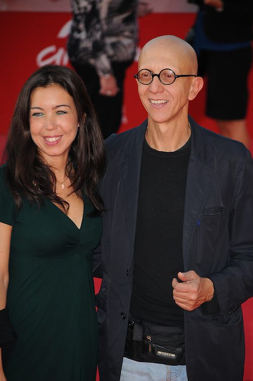 """Stephano Scialotti at the premiere of """"African Women - A Journey for a Nobel Peace Prize"""" during the 6th International Rome Film Festival..{month name}28, 2011, Rome, Italy.Picture: Catchlight Media / Featureflash"""