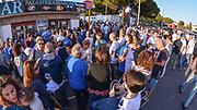 DESCRIZIONE : Campionato 2014/15 Serie A Beko Dinamo Banco di Sardegna Sassari - Grissin Bon Reggio Emilia Finale Playoff Gara3<br /> GIOCATORE : Tifosi Pubblico Spettatori<br /> CATEGORIA : Tifosi Pubblico Spettatori Ingresso<br /> SQUADRA : Dinamo Banco di Sardegna Sassari<br /> EVENTO : LegaBasket Serie A Beko 2014/2015<br /> GARA : Dinamo Banco di Sardegna Sassari - Grissin Bon Reggio Emilia Finale Playoff Gara3<br /> DATA : 18/06/2015<br /> SPORT : Pallacanestro <br /> AUTORE : Agenzia Ciamillo-Castoria/L.Canu