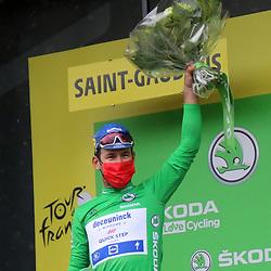 SAINT GAUDENS (FRA) CYCLING: July 13<br /> 16th stage Tour de France Pas de la Cas-Saint Gaudens<br /> Mark Cavendish