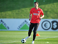 ARLAMOW, POLAND - MAY 30: Wojciech Szczesny during a training session of the Polish national team at Arlamow Hotel during the second phase of preparation for the 2018 FIFA World Cup Russia on May 30, 2018 in Arlamow, Poland. MB Media