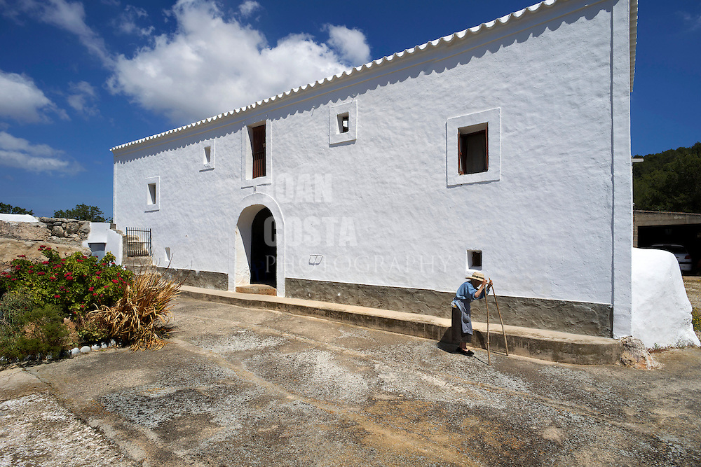06/Junio/2010. Sant Mateu. Eivissa.Can Rafalet..©JOAN COSTA....