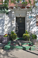 Entrance to 501 West 29th Street