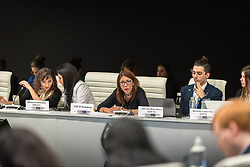 5 December 2019, Madrid, Spain: Intergenerational inquiry at COP25.