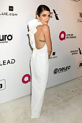 February 24, 2019 - West Hollywood, CA, USA - LOS ANGELES - FEB 24:  Nikki Reed at the Elton John Oscar Viewing Party on the West Hollywood Park on February 24, 2019 in West Hollywood, CA (Credit Image: © Kay Blake/ZUMA Wire)