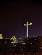 suburbia at night<br /> andy spain photographer<br /> asvisual<br /> lamp-post
