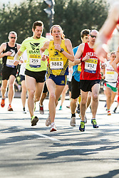 Boston Marathon: BAA 5K road race, BAA club runner