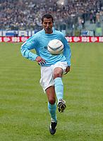 Roma 9 Febbraio 2002 - Lazio - Torino 1-1<br />Cesar