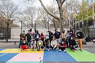 High Line Teens Park Clean Up | Penn South