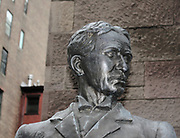 Nikola Tesla (1856-1943) Serbian-American inventor, mechanical and electrical engineer.  Best known for developing the modern AC electrical supply system.