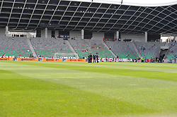 Test during the EURO 2016 Qualifier Group E match between Slovenia and England at SRC Stozice on June 14, 2015 in Ljubljana, Slovenia. Photo by Vid Ponikvar / Sportida