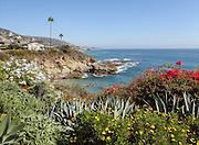 Montage Resort on a Rocky Coastline in Laguna Beach California