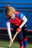 BILTHOVEN -  Hoofdklasse competitiewedstrijd dames, SCHC v hdm, seizoen 2020-2021.<br /> Foto: Pien Dicke (SCHC)