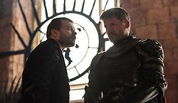 September 1, 2017 - Pilou Asbæk, Nikolaj Coster-Waldau..'Game Of Thrones' (Season 7) TV Series - 2017 (Credit Image: © Hbo/Entertainment Pictures via ZUMA Press)