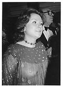 Lady Elizabeth Anson. 1985 approx.  © Copyright Photograph by Dafydd Jones 66 Stockwell Park Rd. London SW9 0DA Tel 020 7733 0108 www.dafjones.com