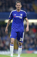 Nemanja Matic of Chelsea looks on. Barclays Premier league match, Chelsea v Newcastle Utd at Stamford Bridge in London on Saturday 13th February 2016.<br /> pic by John Patrick Fletcher, Andrew Orchard sports photography.