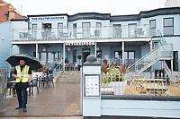 The Master Mariner New Brighton Wallasey Merseyside 4th july 2020