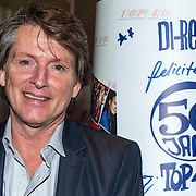 NLD/Hilversum/20150102 - Top40 viert 50 jarig bestaan, Erik de Zwart