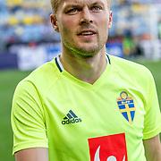 Malmö  2016 05 30 Swedbank stadion<br /> Practice game at Swedbank Stadion<br /> Sweden vs Slovenia<br /> Sebastian Larsson<br /> <br /> <br /> <br /> ----<br /> FOTO : JOACHIM NYWALL KOD 0708840825_1<br /> COPYRIGHT JOACHIM NYWALL<br /> <br /> ***BETALBILD***<br /> Redovisas till <br /> NYWALL MEDIA AB<br /> Strandgatan 30<br /> 461 31 Trollhättan<br /> Prislista enl BLF , om inget annat avtalas.