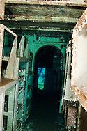 Passage, USS Kittiwake, Grand Cayman