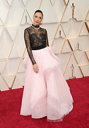Gal Gadot at the 92nd Academy Awards held at the Dolby Theatre in Hollywood, USA on February 9, 2020.