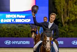 Devos Pieter, BEL, Jade v Bisschop<br /> Hyundai Cup of The City of Barcelona<br /> Barcelona 2019<br /> © Hippo Foto - Dirk Caremans<br />  05/10/2019