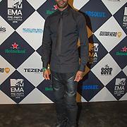 NLD/Amsterdam/20151012 - MTV EMA Pre Party, Mr. Probz - Dennis Princewell Stehr
