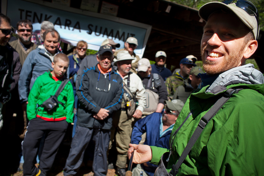 The Tenkara Summit 2013 was held in cooperation with Tenkara USA and Mossy Creek Fly Fishing in Harrisonburg, Virginia, May 11th and 12th. Photo by Justin Ide ©2013/www.justinide.com