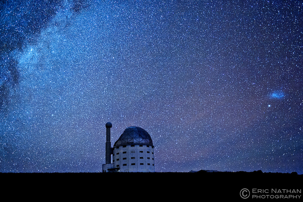 SALT (Southern African Large Telescope) in Sutherland, Northern Cape Province, South Africa.