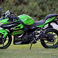 Ninja 400 - Stuart