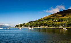 Lochranza, Isle of Arran, Scotland<br /> <br /> (c) Andrew Wilson   Edinburgh Elite media