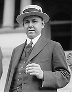 Adolfo de la Huerta (1881-1955) Mexican politician. Interim President of Mexico 1 June  to 30 November 1920 after the assassination of Carranza,