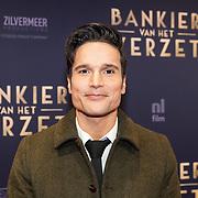 NLD/Amsterdam/20180305 - Première Bankier van het Verzet, Tim Oliehoek