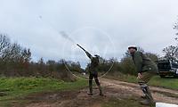 Seawell Valley Shoot  28th December 2018