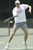 4/30/04 Men's Tennis vs Boston College