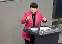 DEU, Deutschland, Germany, Berlin, 29.01.2021: Christine Aschenberg-Dugnus (FDP) in der Plenarsitzung im Deutschen Bundestag.