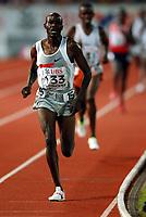 John Kibowen (KEN) ueber 5000m. © Andy Mueller/EQ Images