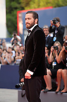 Actor Jake Gyllenhaal at the gala screening for the film Everest and opening ceremony at the 72nd Venice Film Festival, Wednesday September 2nd 2015, Venice Lido, Italy.